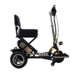 Enhance Mobility Triaxe Sport T3045 Portable Folding 3 Wheel Scooter - Reliving Mobility