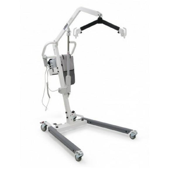 Lumex Battery Powered Floor Patient Lift (LF1050) - Reliving Mobility