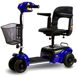 Shoprider Scootie Portable 3 Wheel Scooter, 250 lb Capacity - Reliving Mobility