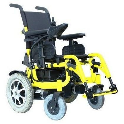 EV Rider P12J Spring JR. Power Wheelchair - Reliving Mobility