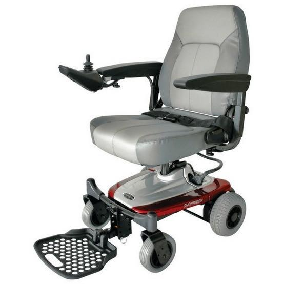 Shoprider Smartie (UL8W) Take-Apart Frame Powerchair - Reliving Mobility
