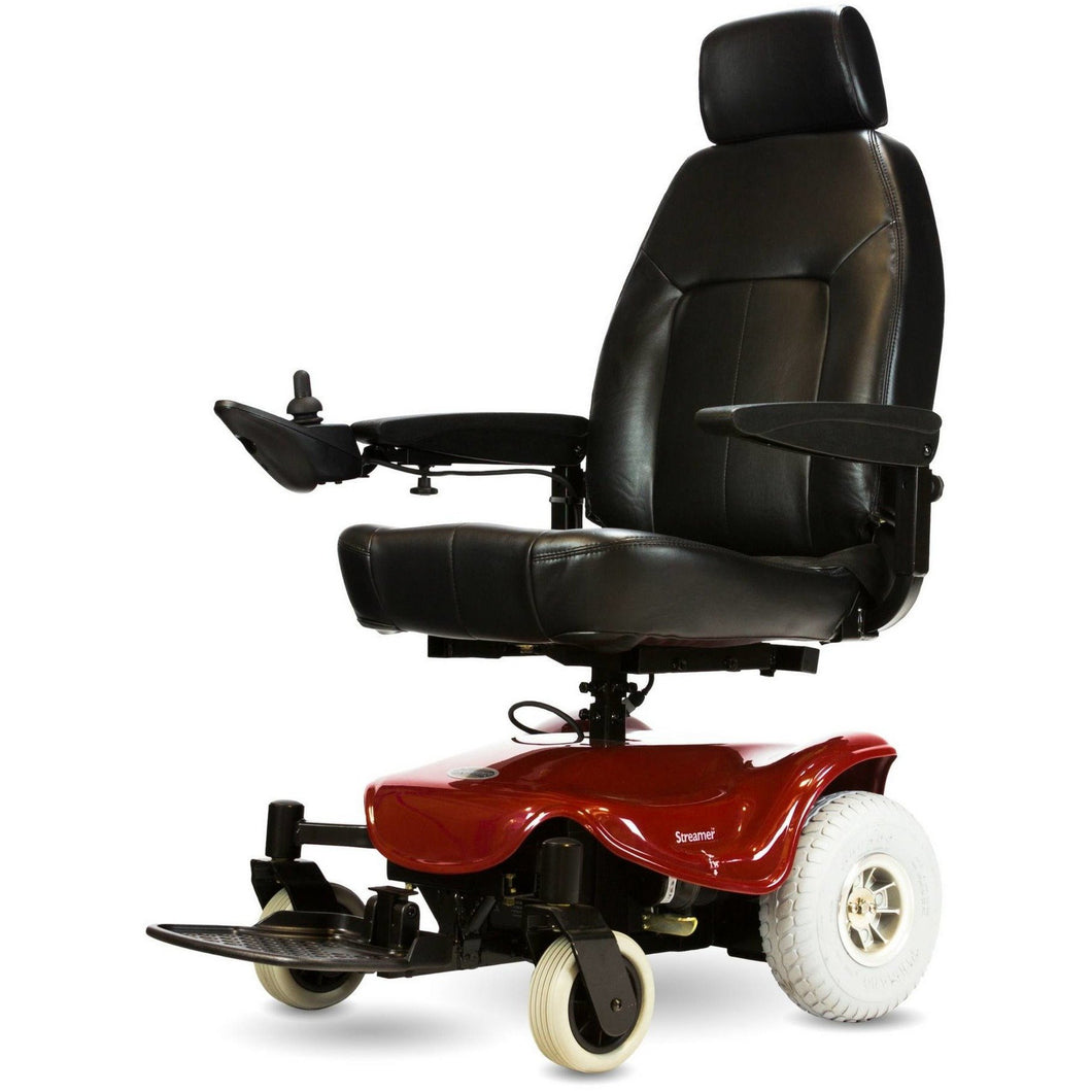 Shoprider Streamer (888WA) Power Wheelchair - Reliving Mobility