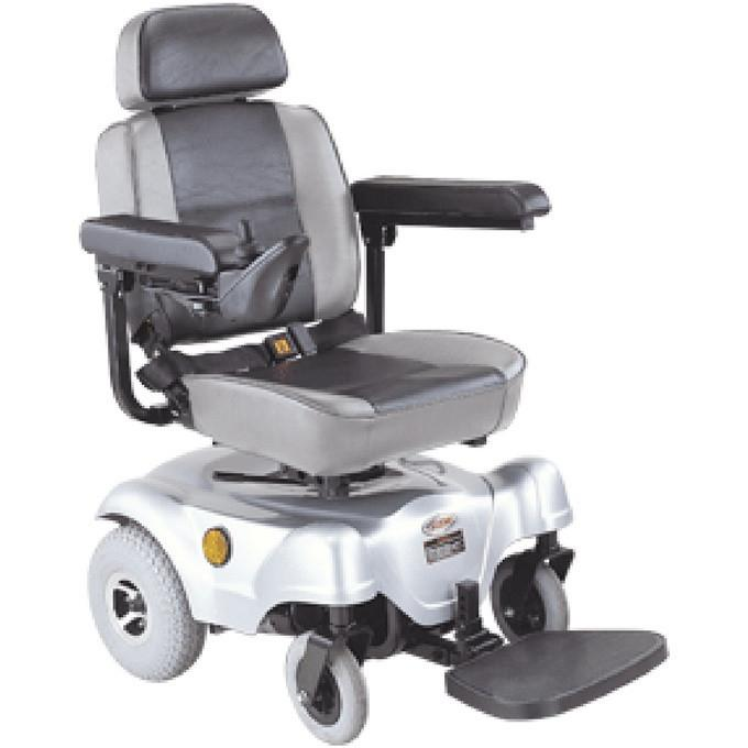 CTM HS-1000 Power Wheelchair - Reliving Mobility
