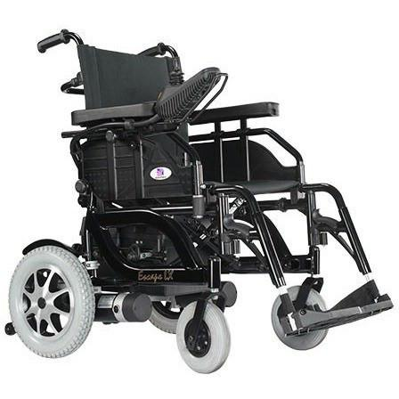 EV Rider HP8 Escape LX Power Wheelchair - Reliving Mobility
