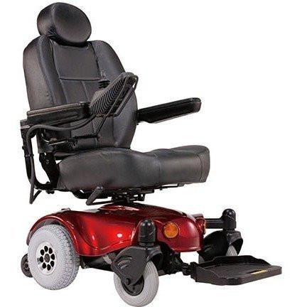 Heartway P4R Rumba 6 Wheel Power Wheelchair - Reliving Mobility