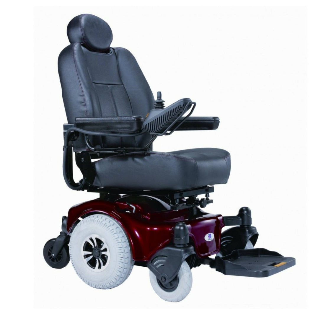 Heartway HP6 Allure 6 Wheels Power Wheelchair - Reliving Mobility