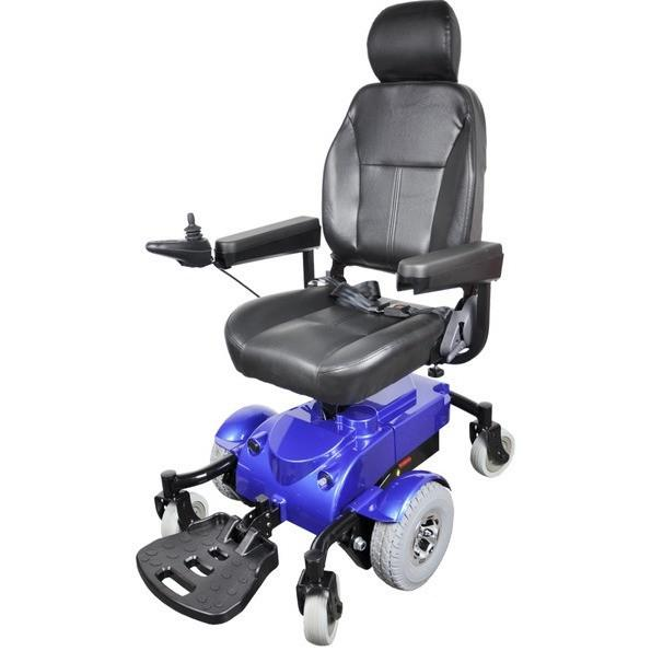 Zip'R Mantis Power Wheelchair - Reliving Mobility