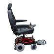Shoprider Jimmie (UL8WPBS) Lightweight Folding Electric Wheelchair - Reliving Mobility