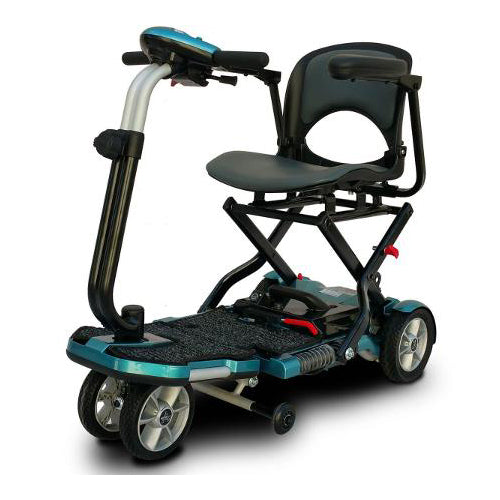 EV Rider Transport Plus Foldable Portable Scooter S19PLUS - Reliving Mobility