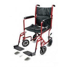 Transport Wheelchairs - E&J Lightweight Aluminum Transport Wheelchair (EJ781-1 -7)