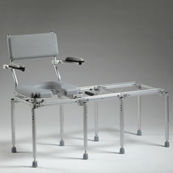 Nuprodx MC5000 Toilet Commode Chair & Tub Slider - Reliving Mobility