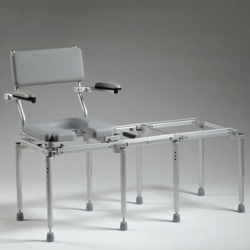 MultiChair 5000 Commode/Shower Chair & Tub Slider System