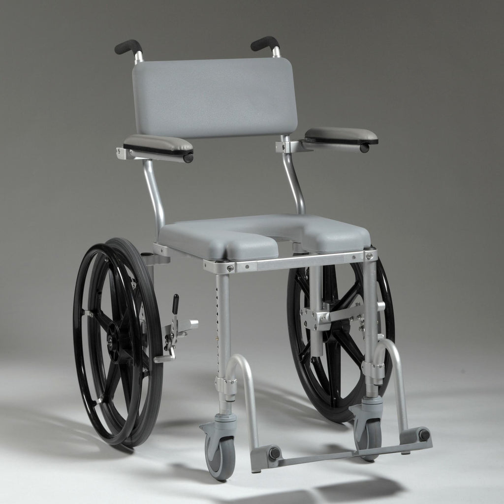 Multichair 4020 Rehab Shower Commode Wheelchair By Nuprodx
