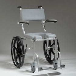 Nuprodx MC4020 Shower Toilet Commode Wheelchair - Reliving Mobility