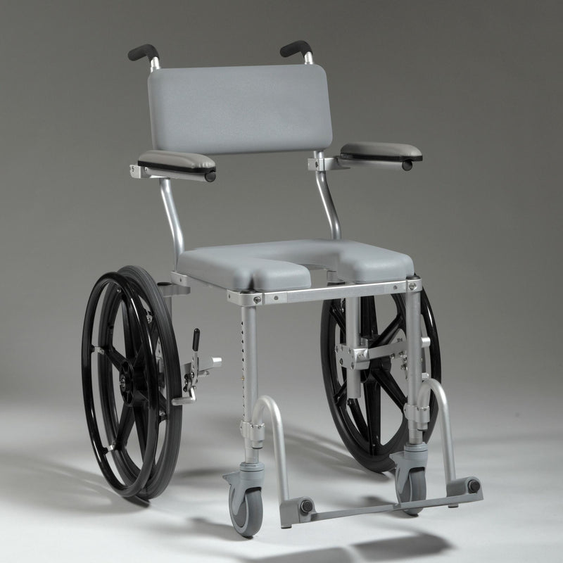 Nuprodx Shower Toilet Commode Wheelchair MC4020 – Reliving Mobility