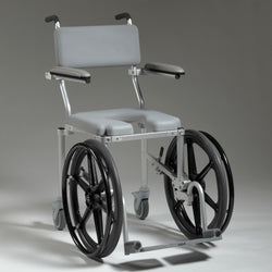 MultiChair 4020Rx Wheelchair With Commode Seat by Nuprodx - Reliving Mobility