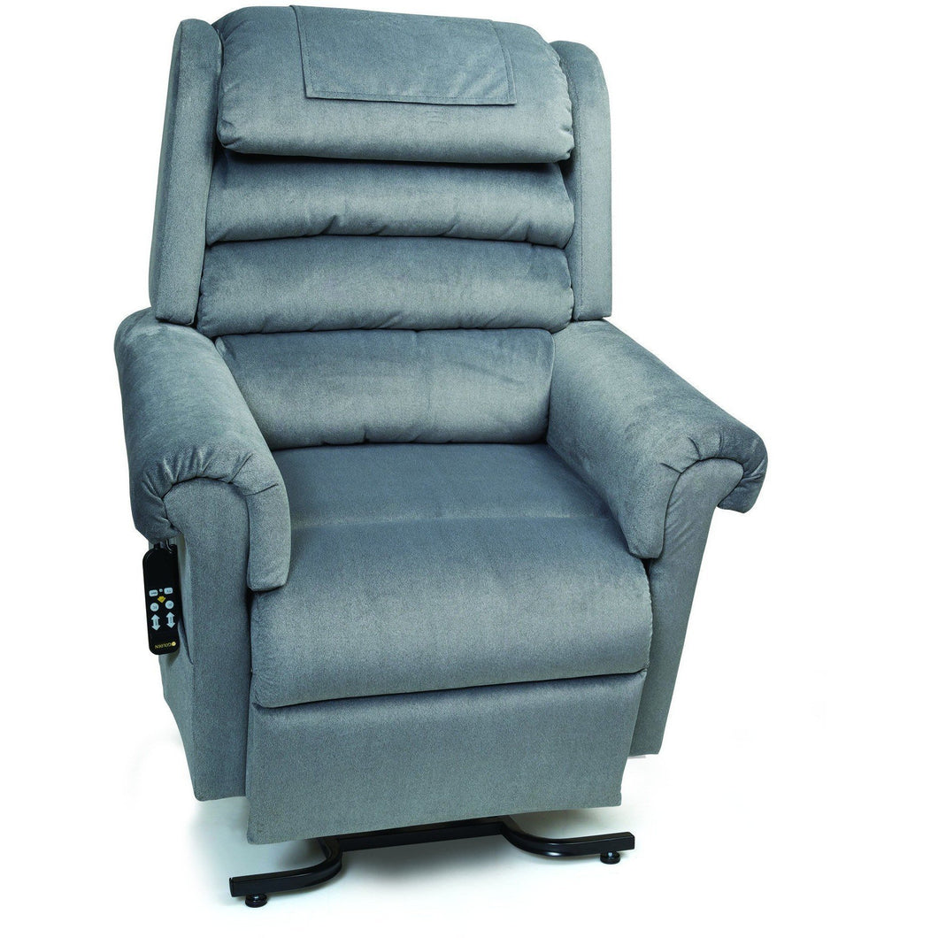 Golden Tech PR-756L Relaxer Large Zero Gravity Lift Chair - Reliving Mobility