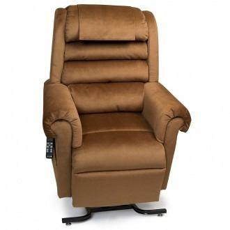 Golden Maxicomfort Relaxer PR766M Medium Lift Chair, 375 lb Capacity - Reliving Mobility