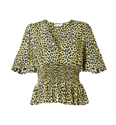 SHERI TIGER PRINT DRESS *LAST ONE*