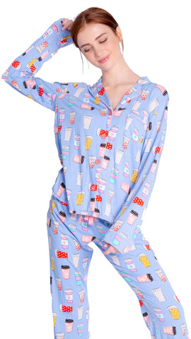 SOFT TOUCH LOUNGEWEAR SET
