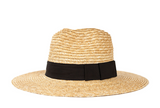 BRIXTON JOANNA HAT - HONEY