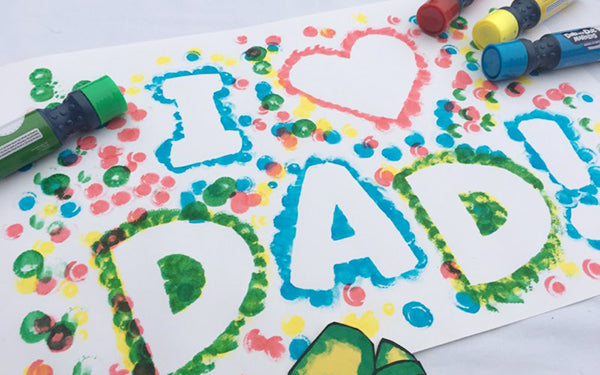 Craft Projects You Can Gift Your Rad Dad This Father's Day!