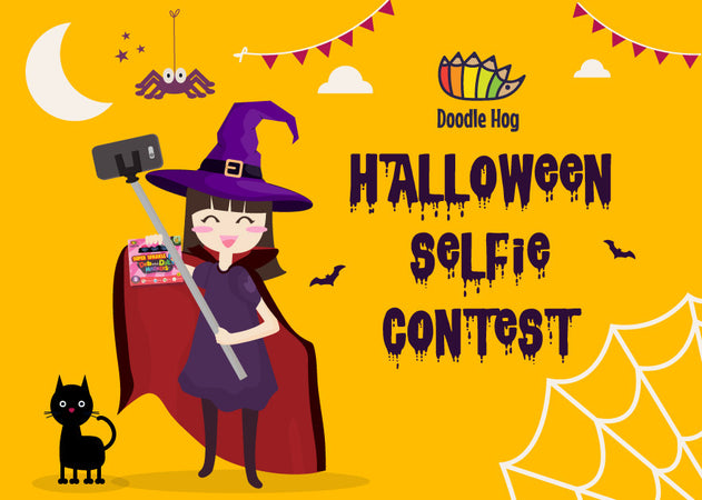 Come and Join our Halloween Selfie Contest and Win Awesome Prizes!