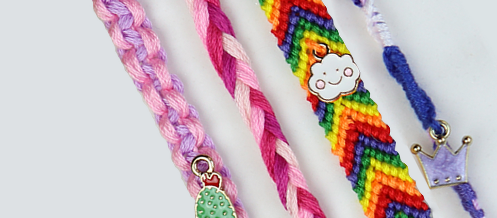 LET'S BE BFF! TECHNIQUES AND TIPS TO DESIGN THE BEST FRIENDSHIP BRACELET