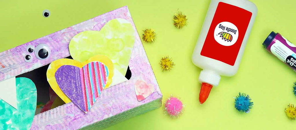 4 Easy Valentine Crafts to Make with Your Child