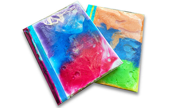 Head Back to School with a DIY Slime Journal!