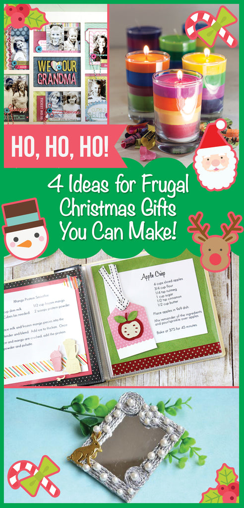 4 Ideas for Frugal Christmas Gifts You Can Make – Doodle Hog