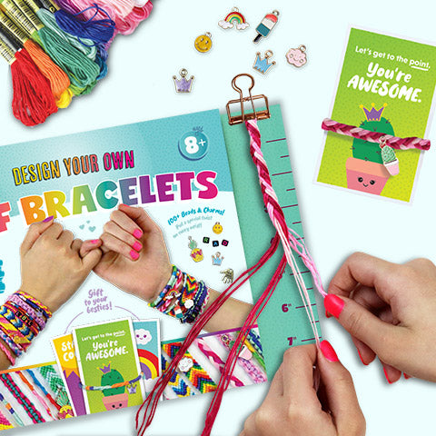 Design Your Own BFF Bracelets