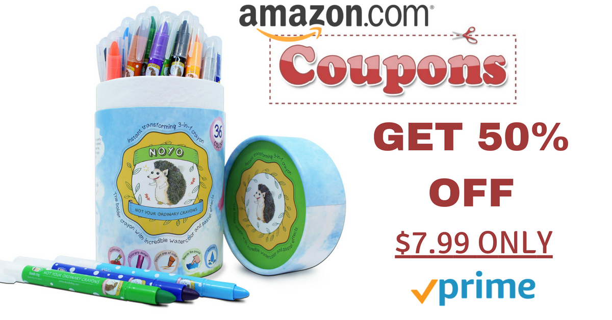 watercolor crayons for toddlers - gel highlighters amazon coupon code