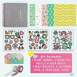 Scrapbook kit set (GREY)