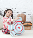 Children's Honey Bee Mushroom Stool