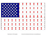 Free Download | Memorial Day Dot Worksheets