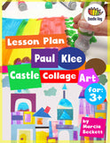 Free Download | Paul Klee Castle Collage