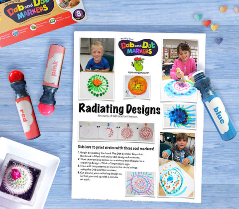 Free Download | Radiating Designs