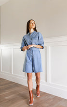 Load image into Gallery viewer, Dreamy Denim Romper