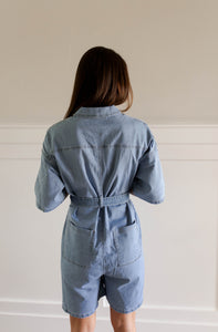 Dreamy Denim Romper