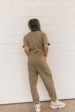 Load image into Gallery viewer, GNO Jumpsuit (Sage green)