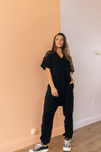 GNO Jumpsuit (Black)