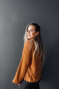 Butterscotch Sweater