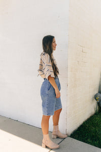 Not your Moms Denim Shorts