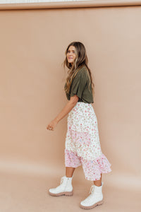 SOUND OF MUSIC SKIRT