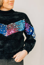 Load image into Gallery viewer, Sequin Sweater