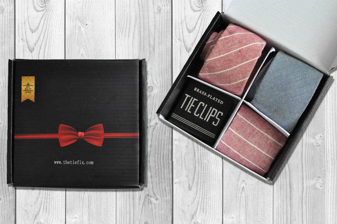Perfect For Tie Lovers and Tie Enthusiasts