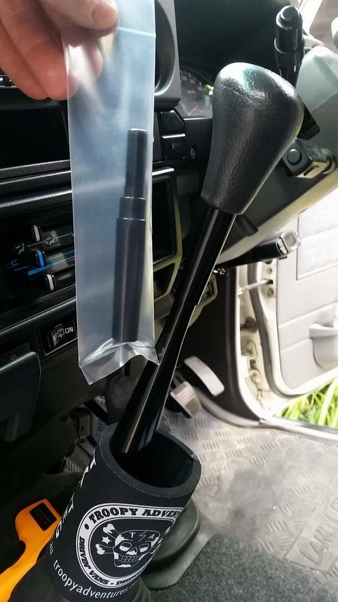 3 inch Toyota Gear Stick Extension.