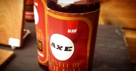 Axe Polish Oil for Wood -  240ml - Protect Seal Coat Layer Waterproof Wood - Teak Desire