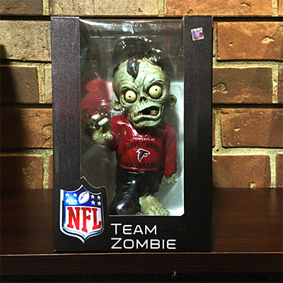 Atlanta Falcons Zombie